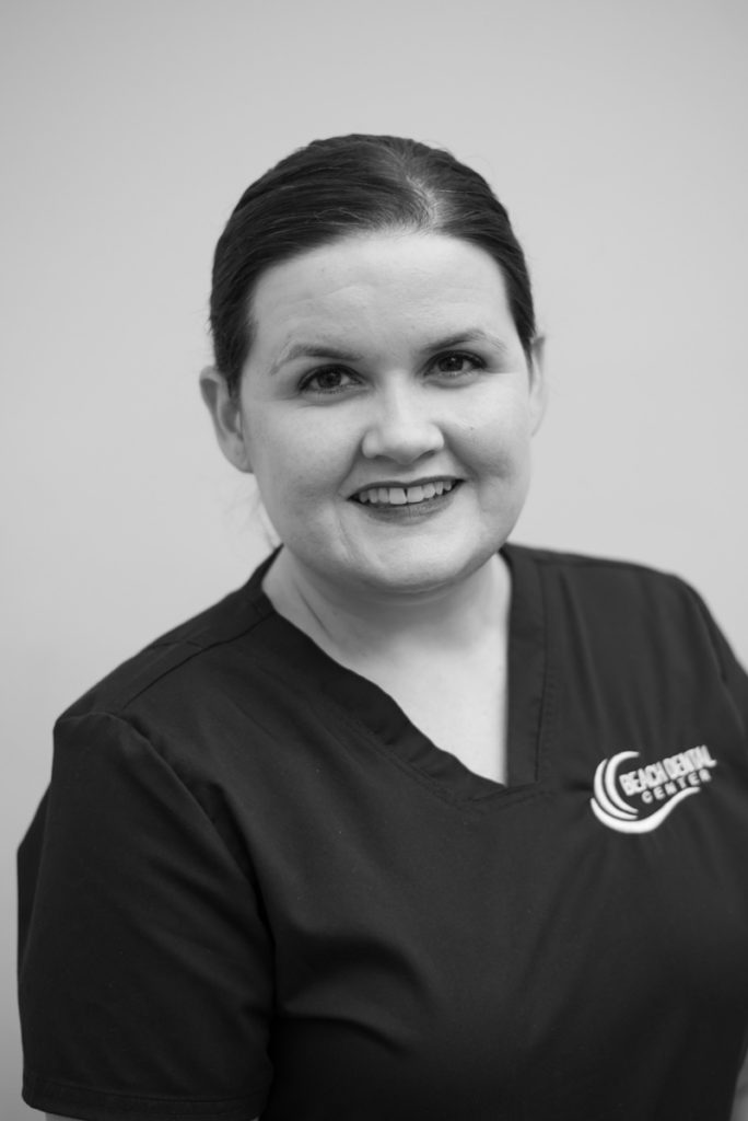 beach dental center team member crystal