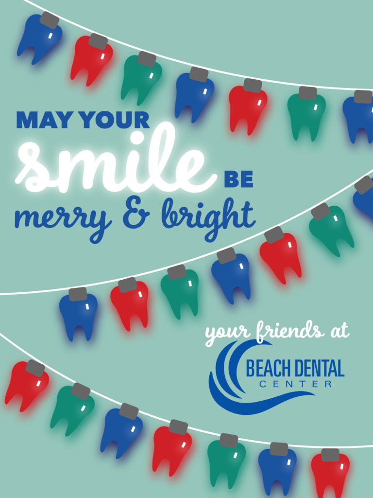 Merry Christmas from Beach Dental Center!